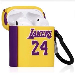 Accessories - Kobe Bryant LA Lakers AirPods Case